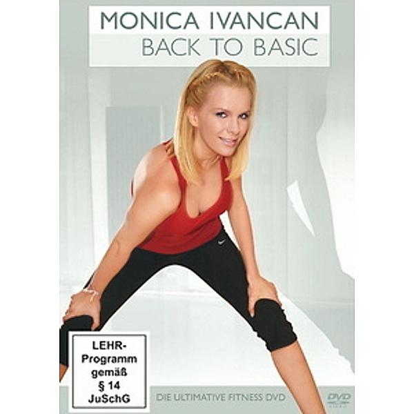 Monica Ivancan Back To Basic Dvd Bei Weltbild De Bestellen