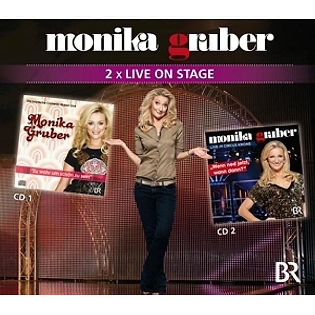 Agentur Stage Monika Gruber