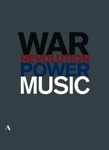 Image of Music,Power,War and Revolution