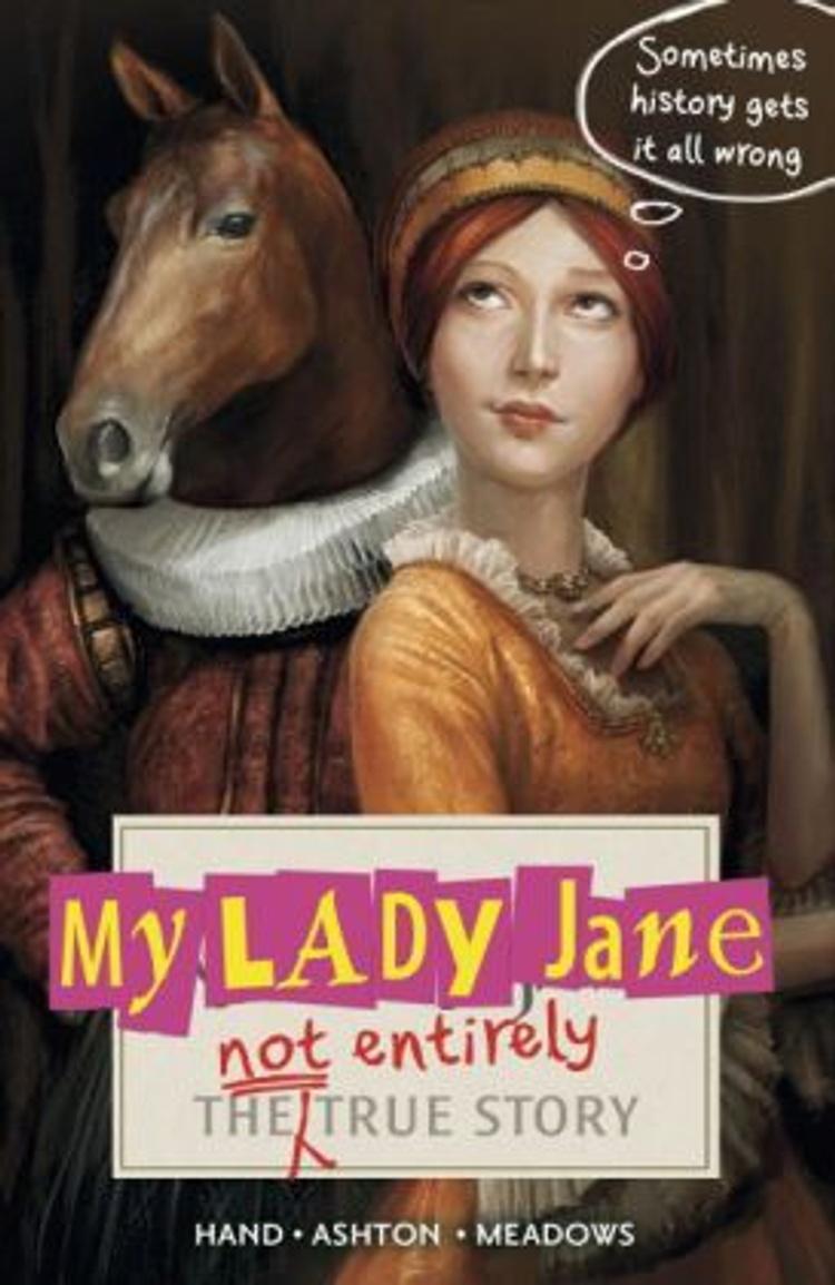 My Lady Jane Buch von Cynthia Hand versandkostenfrei bei Weltbild.de