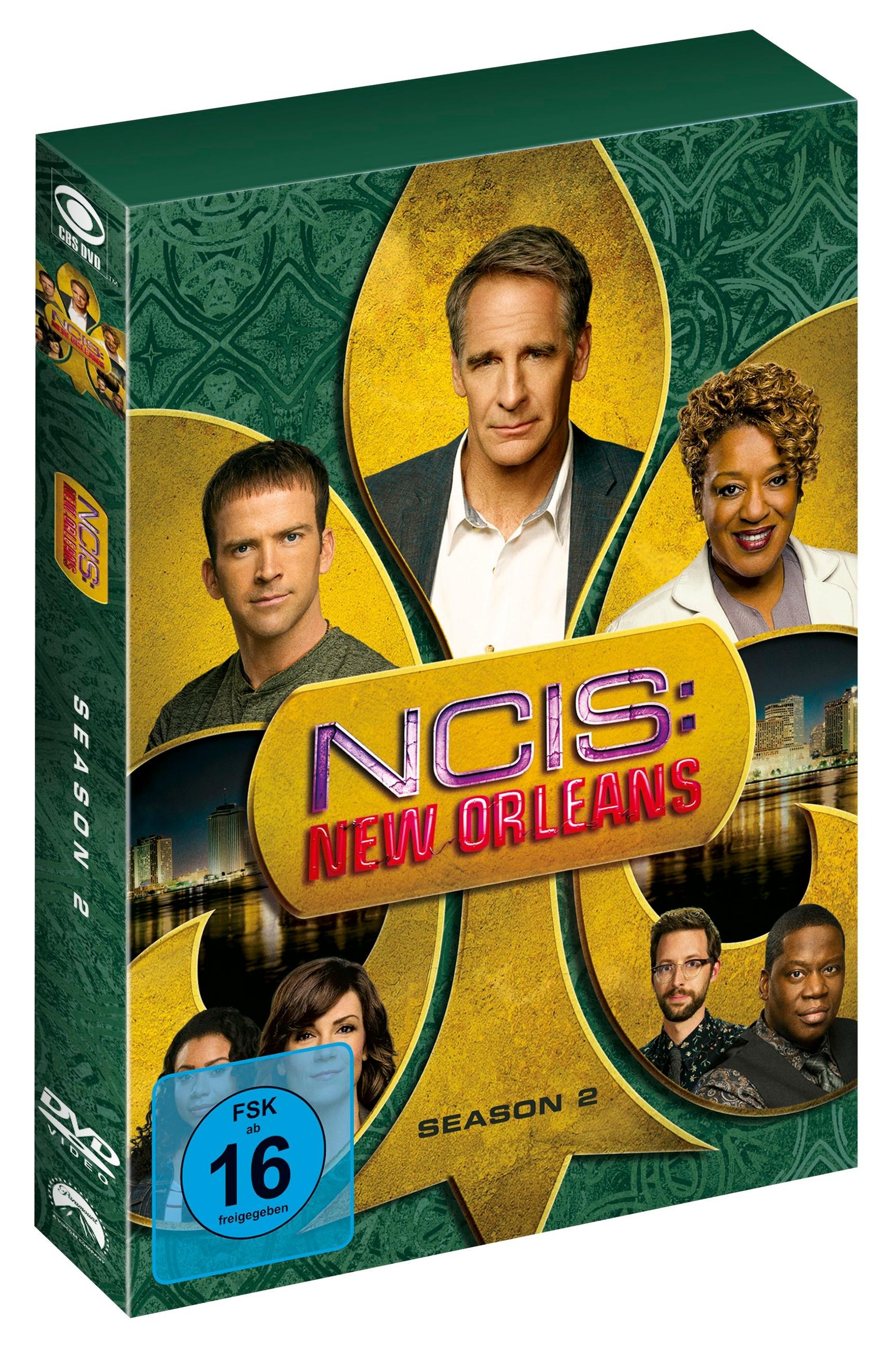 Ncis New Orleans Staffel 2