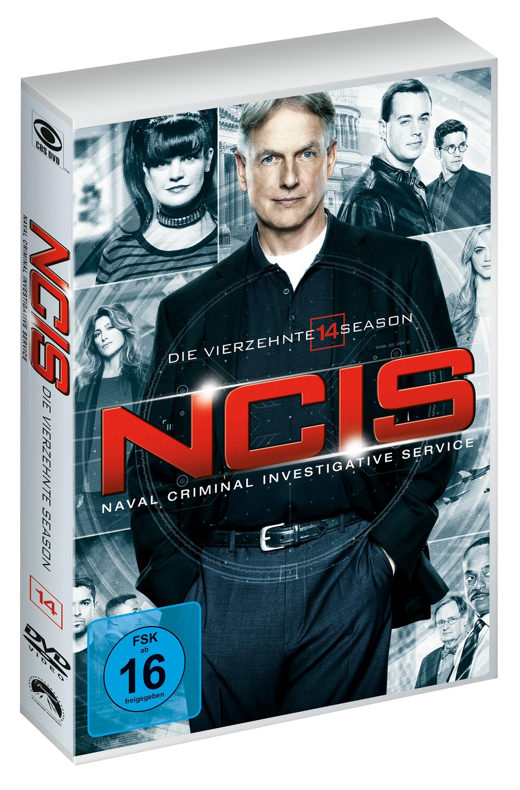 Ncis Staffel 14 Dvd