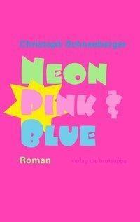 Neon Pink & Blue - ohne Badezimmerspiegel und Kostüme ergreift X ein Gefühl der Nacktheit.  Geschichten zu in Frage gestellter Identität und schwer belegbarer Herkunft drängen sich ins untergehende Postkartenbild des Alpenpanoramas. »... ein wunderbares Machwerk