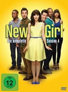 Image of New Girl - Die komplette Season 4