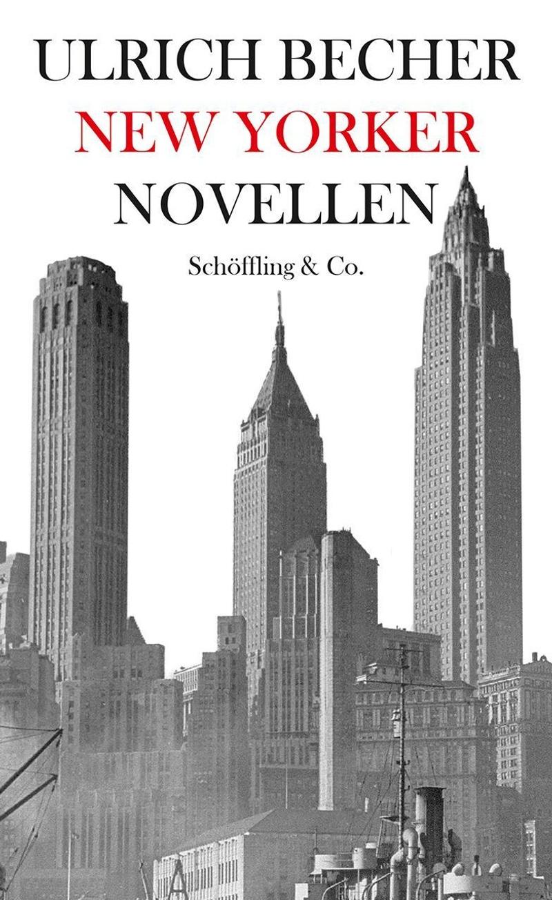 new yorker novellen