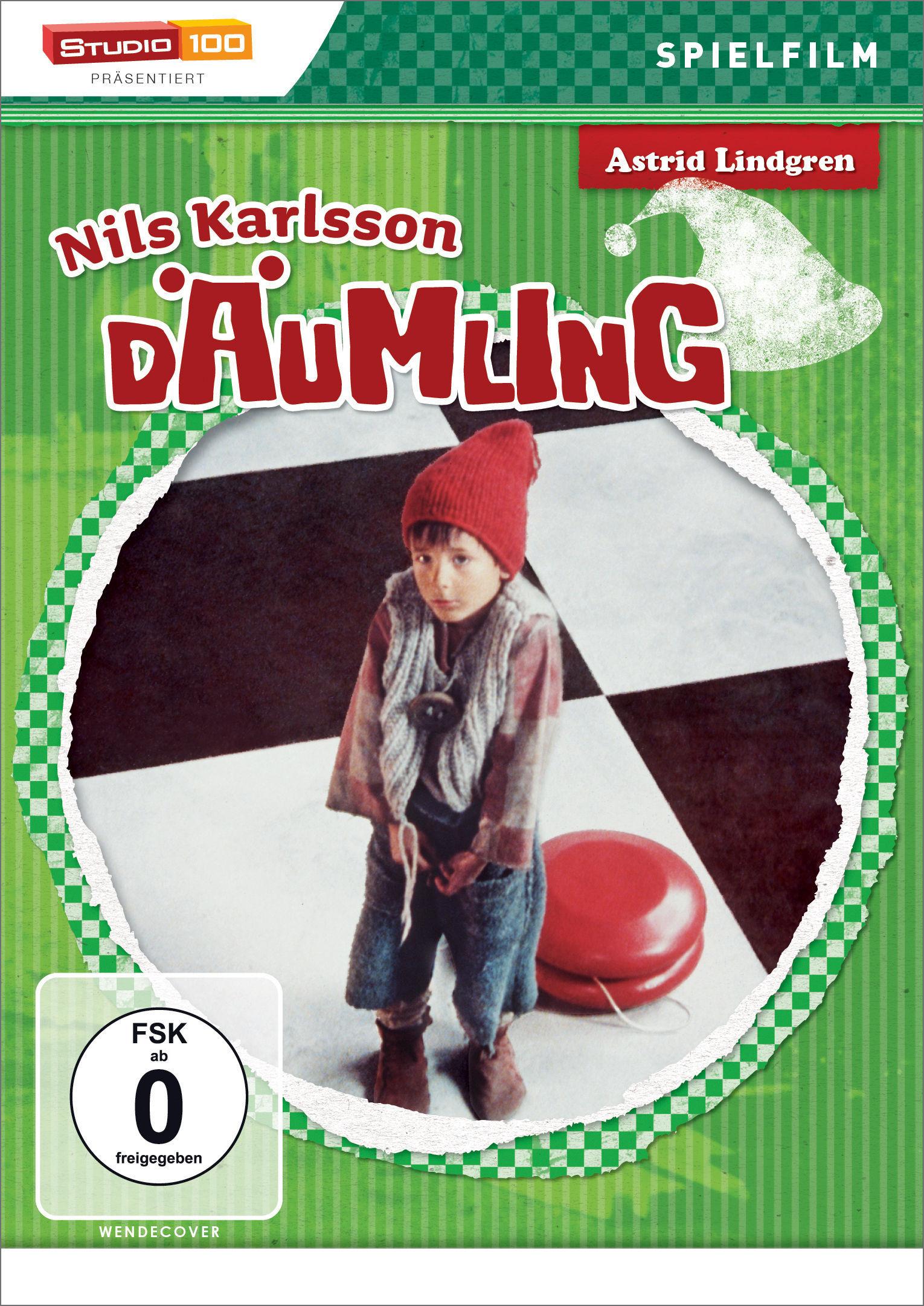 Image of Nils Karlsson Däumling