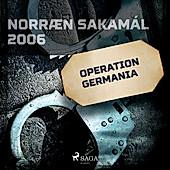 Norræn Sakamál: Operation Germania - eBook - Forfattere Diverse,