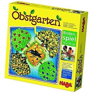 Kinderspiel Obstgarten