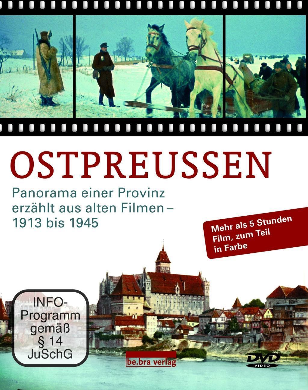 Image of Ostpreußen, 5 DVDs