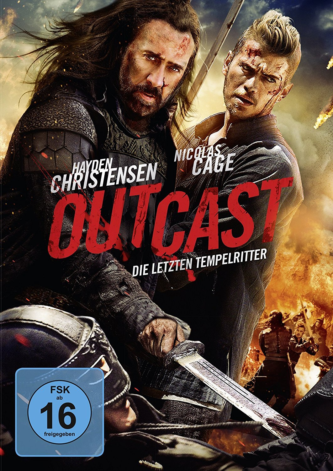 Image of Outcast - Die letzten Tempelritter