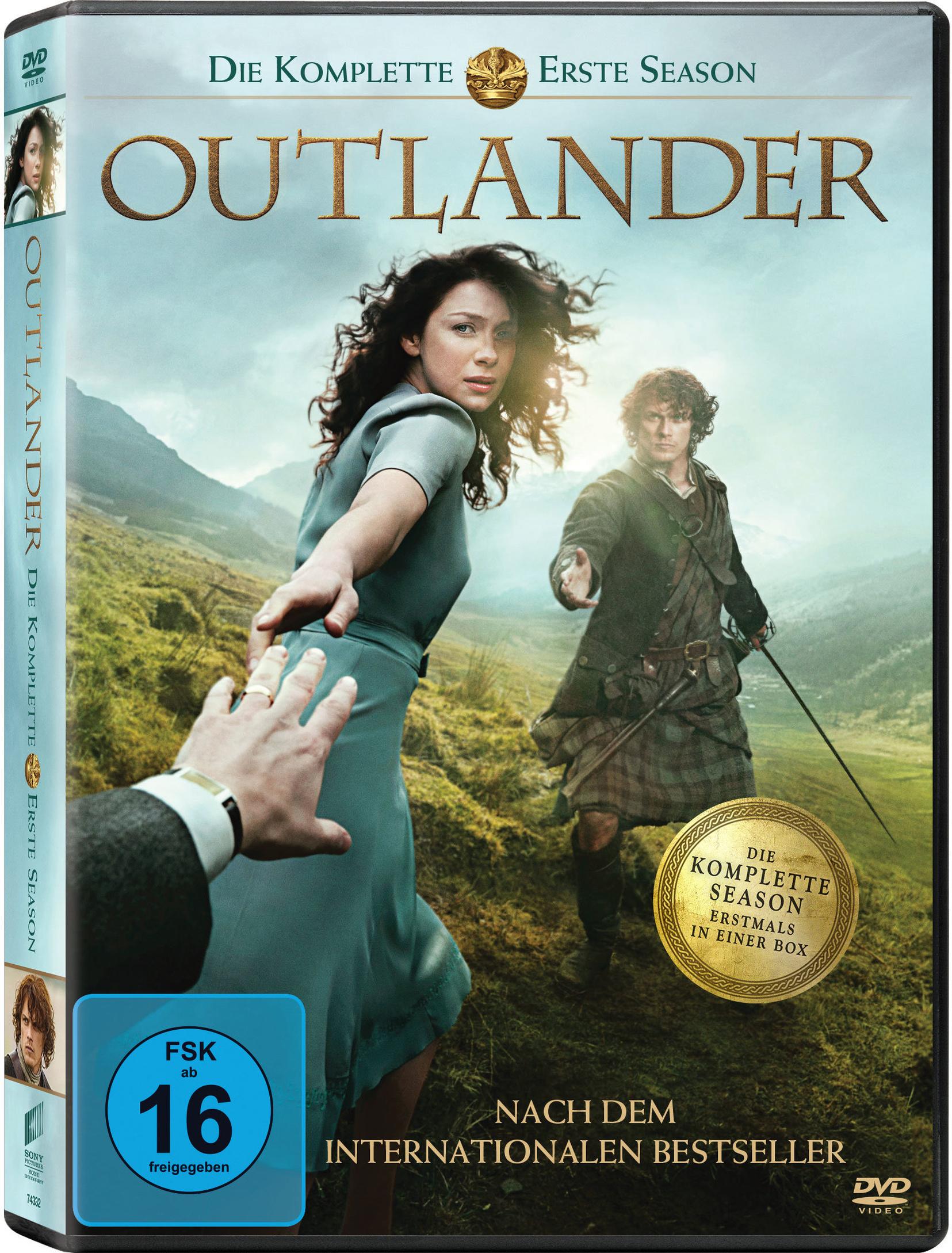 Outlander Dvd Staffel 4