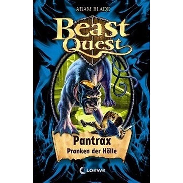 Pantrax Pranken Der Holle Beast Quest Bd 24 Buch Versandkostenfrei