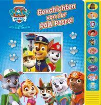 PAW Patrol Geschichten von der PAW Patrol, m