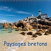 Paysages bretons (Calendrier mural 2021 300 × 300 mm Square) - Kalender - Klaus Hoffmann,
