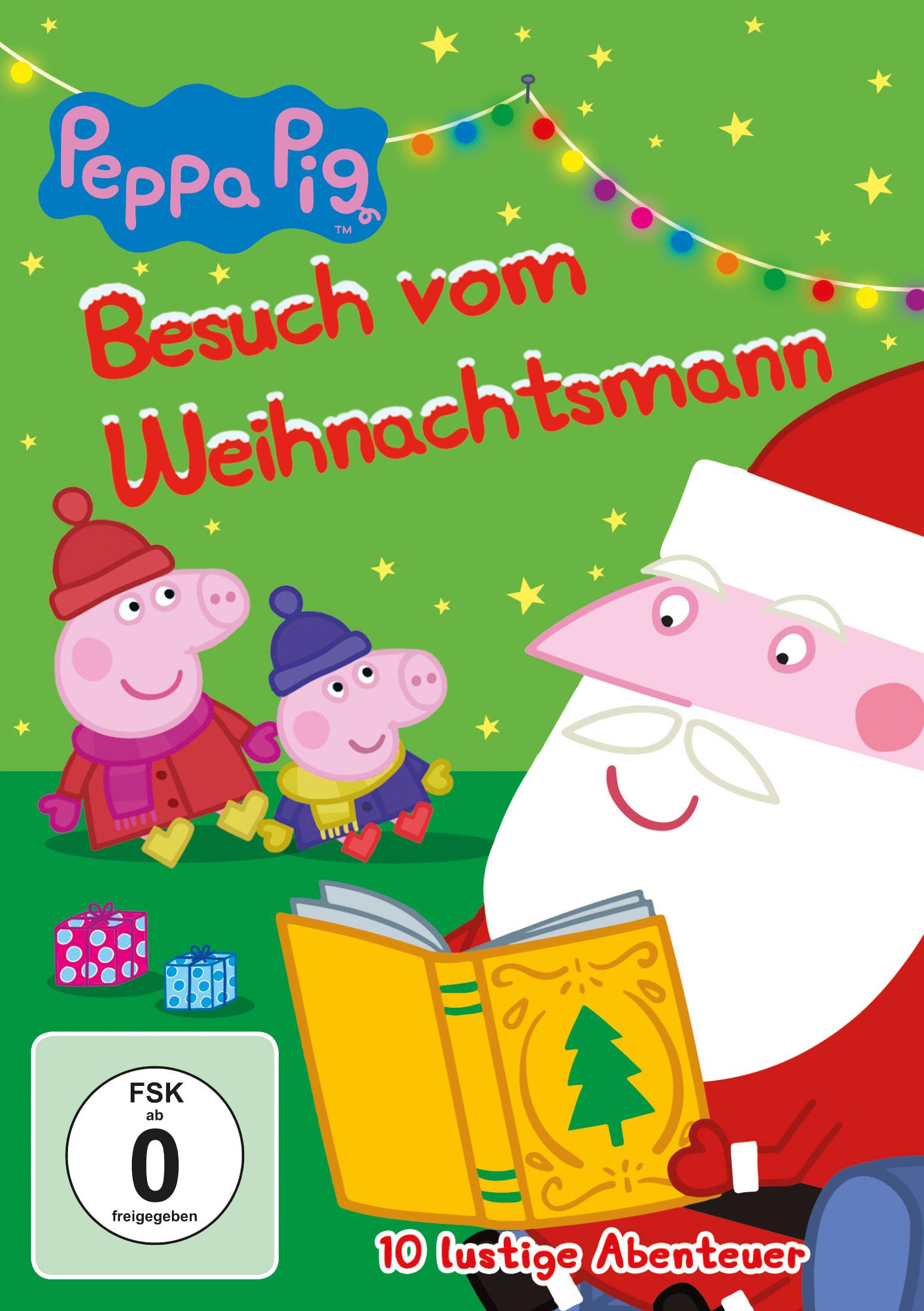 Image of Peppa Pig - Besuch vom Weihnachtsmann