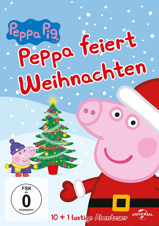 Image of Peppa Pig - Peppa feiert Weihnachten