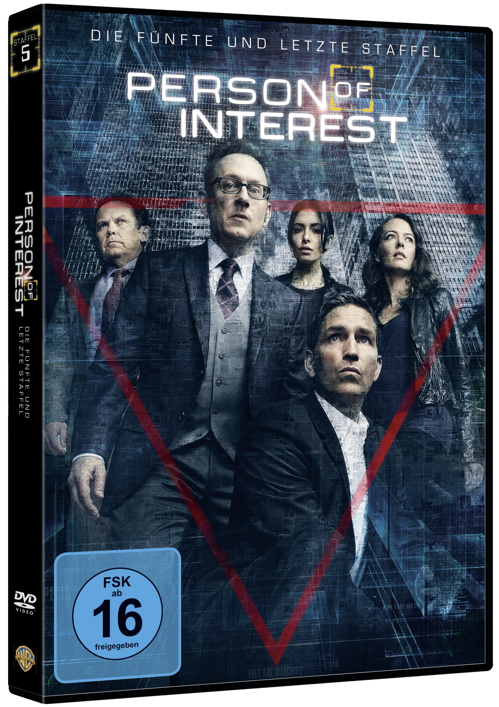 Image of Person of Interest - Staffel 5