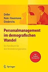 Personalmanagement im demografischen Wandel - eBook - Yvonne Diederichs, Jürgen Deller, Stefanie Kern, Esther Hausmann,