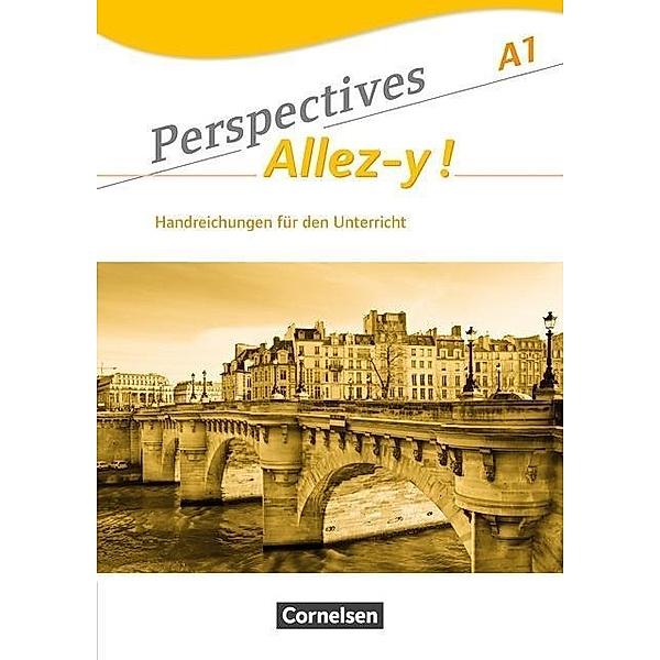 Perspectives Allez Y A1 Handreichungen Für Den Unterricht Mit Kopiervorlagen Buch