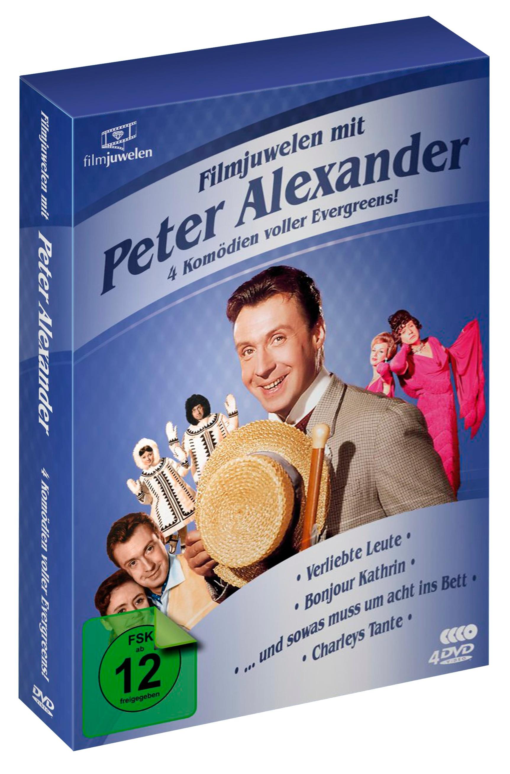 Peter Alexander Filme