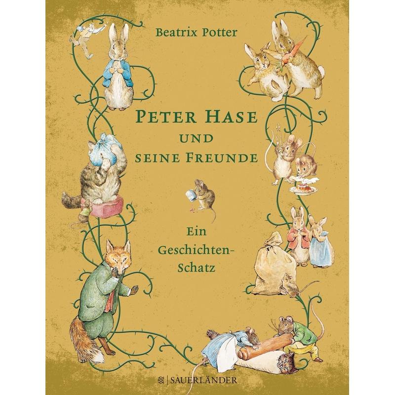Peter Hase und seine Freunde - Beatrix Potter