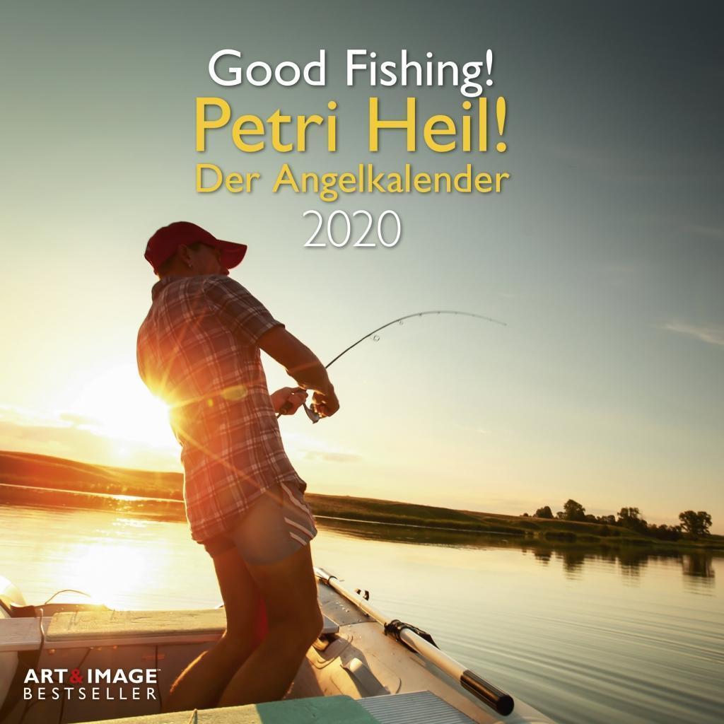Petri Heil Der Angelkalender 2020