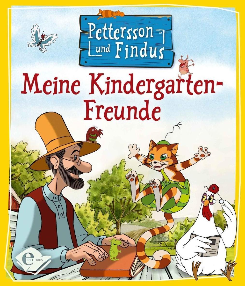 pettersson und findus  meine kindergartenfreunde buch