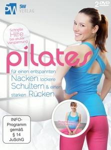 Image of Pilates für einen entspannten Nacken, lockere Schultern & einen starken Rücken