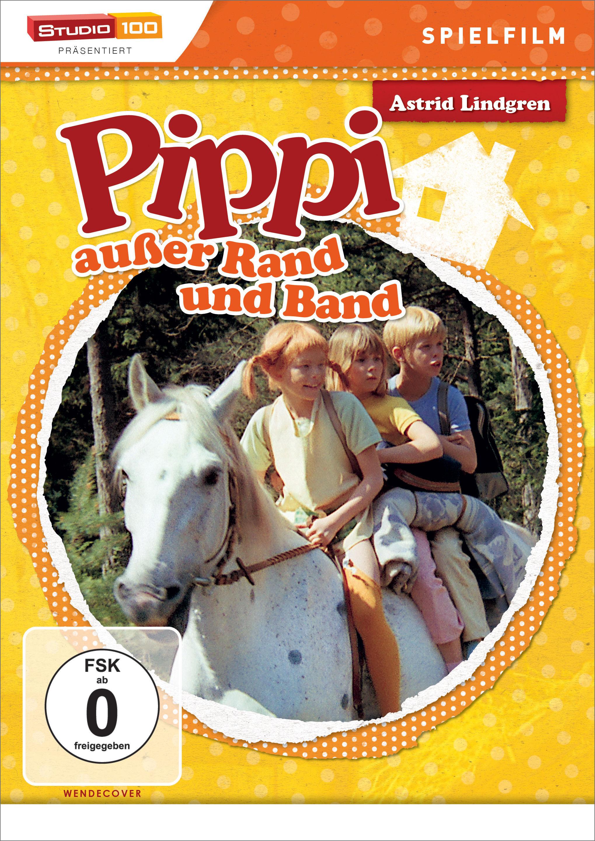 Image of Pippi außer Rand und Band