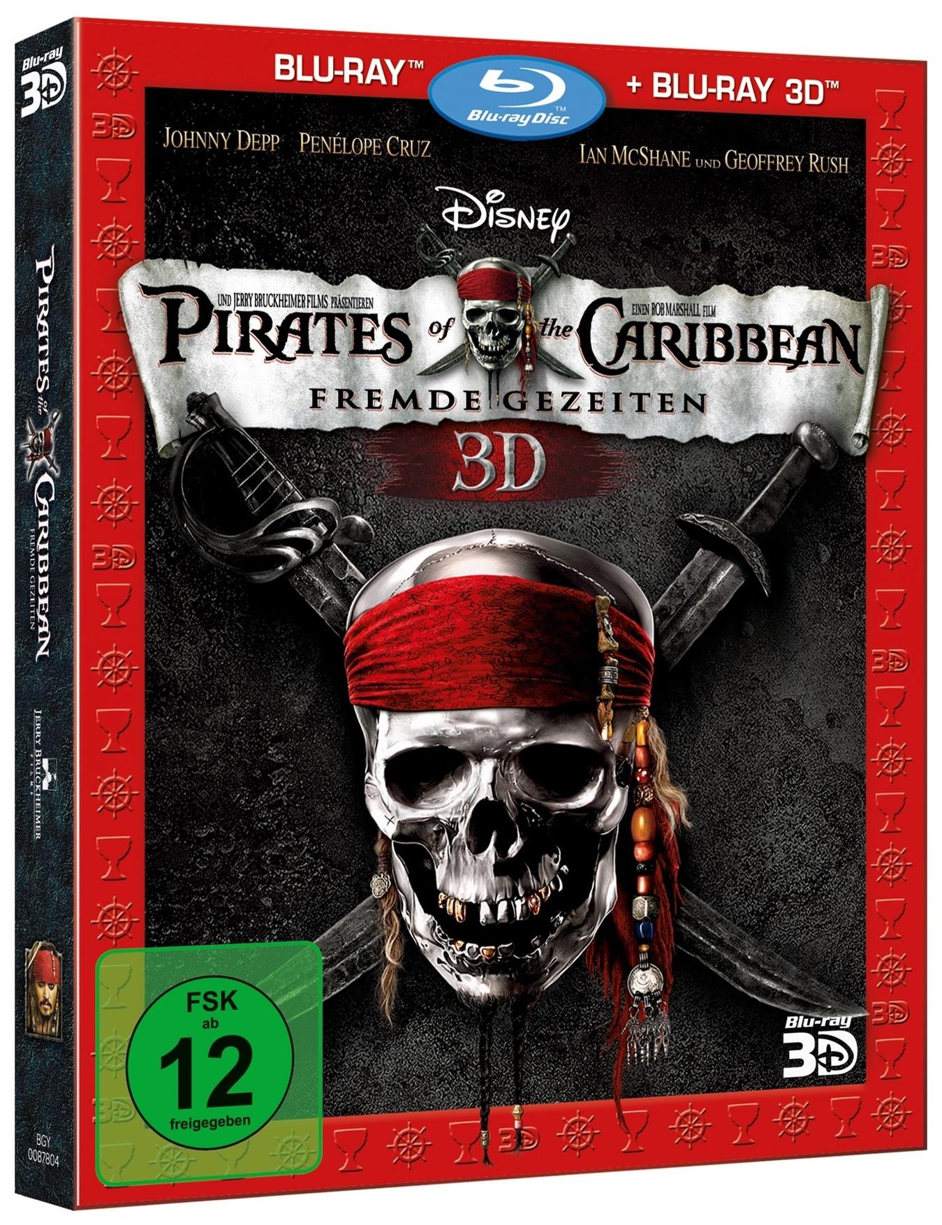 Pirates Of The Caribbean Fremde Gezeiten