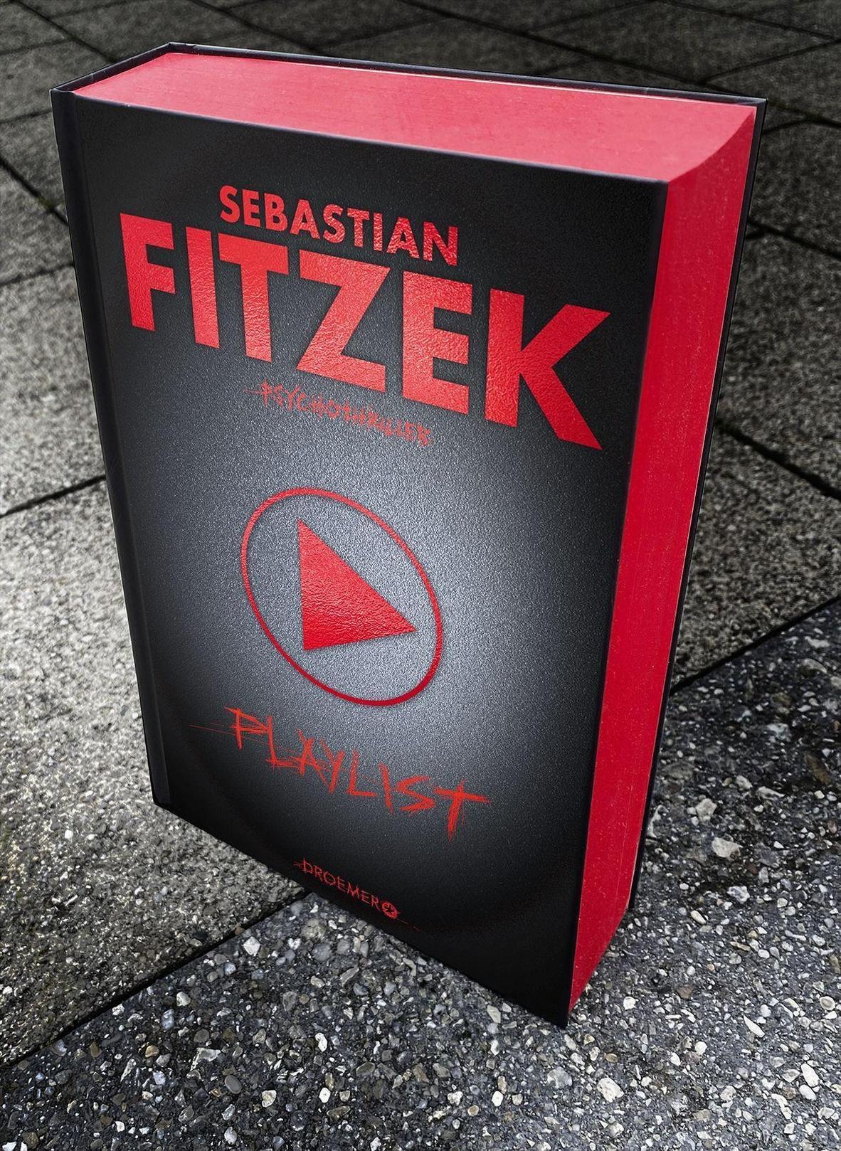 Playlist Buch von Sebastian Fitzek versandkostenfrei bei Weltbild.de