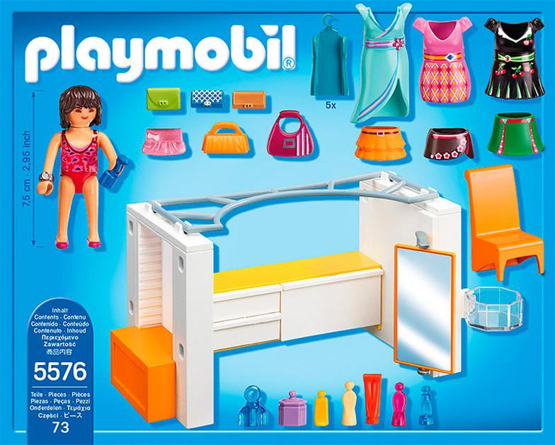 Playmobil 5576 City Life Ankleidezimmer Weltbild Ch