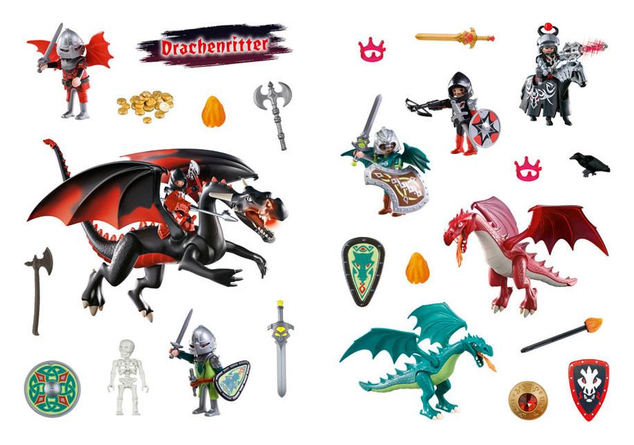 playmobil ausmalbilder ritter  malvorlage playmobil