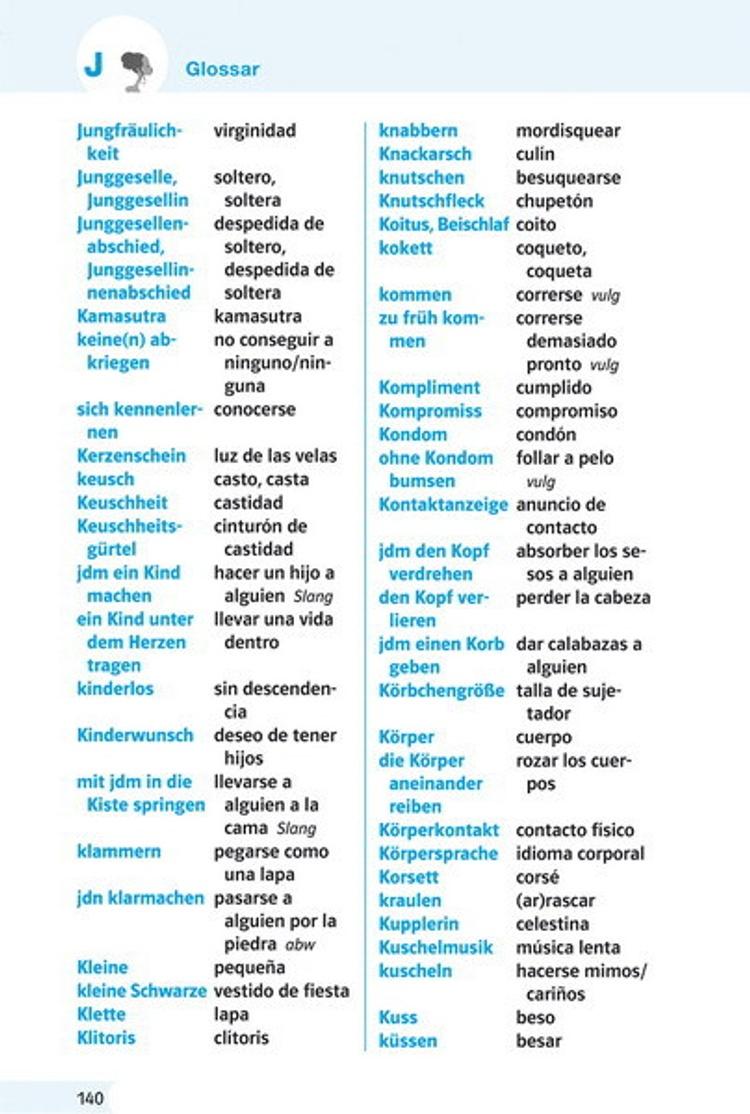 Pons Die 1000 Wichtigsten Worter Spanisch Lust Liebe Buch