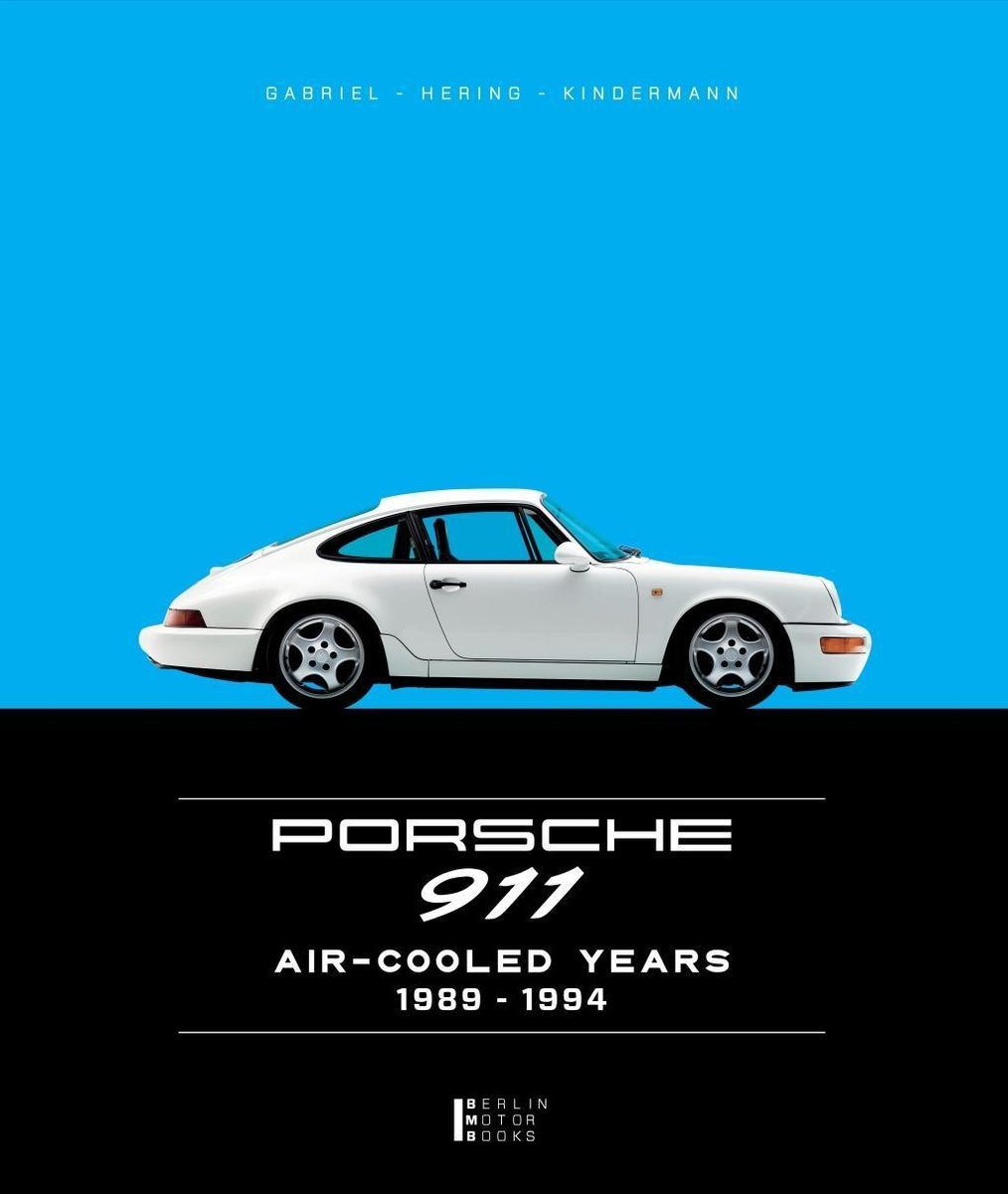 Porsche 911 Air Cooled Years 1989 1994 Buch Versandkostenfrei Weltbild Ch