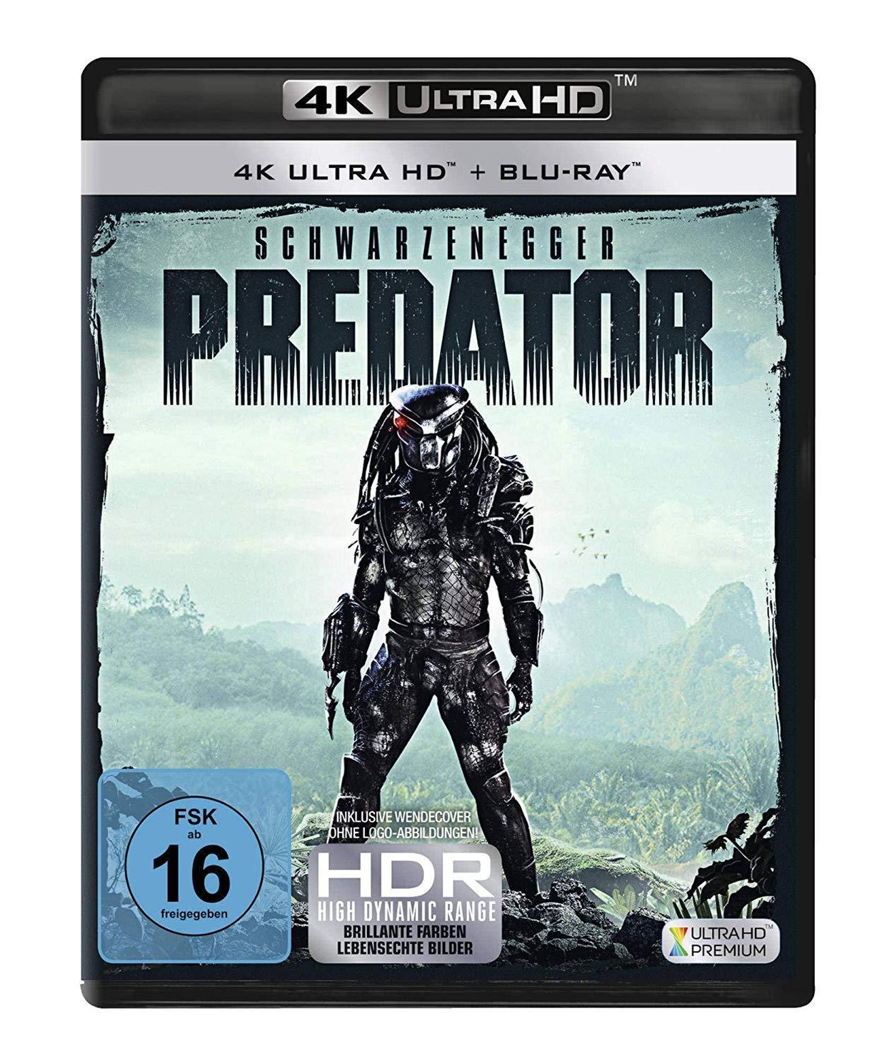 Predator 4k Ultra Hd Blu Ray Jetzt Im Weltbild De Shop Bestellen
