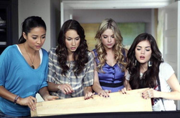 Pretty Little Liars Staffel 1 Kostenlos Anschauen