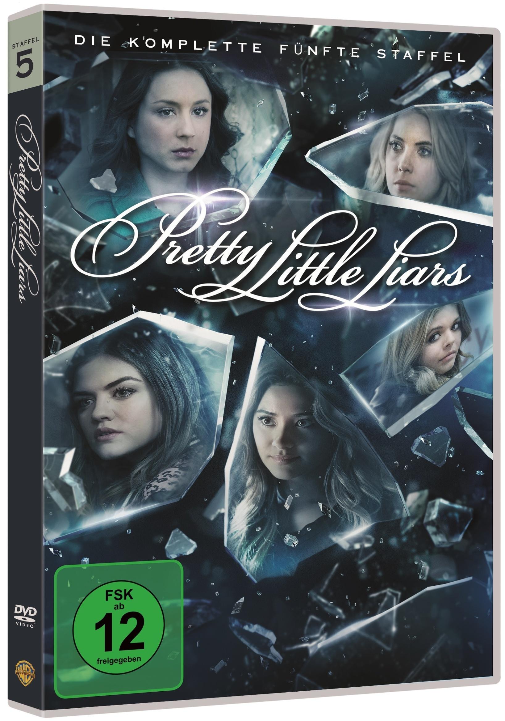 Pretty Little Liars Staffel Deutsch