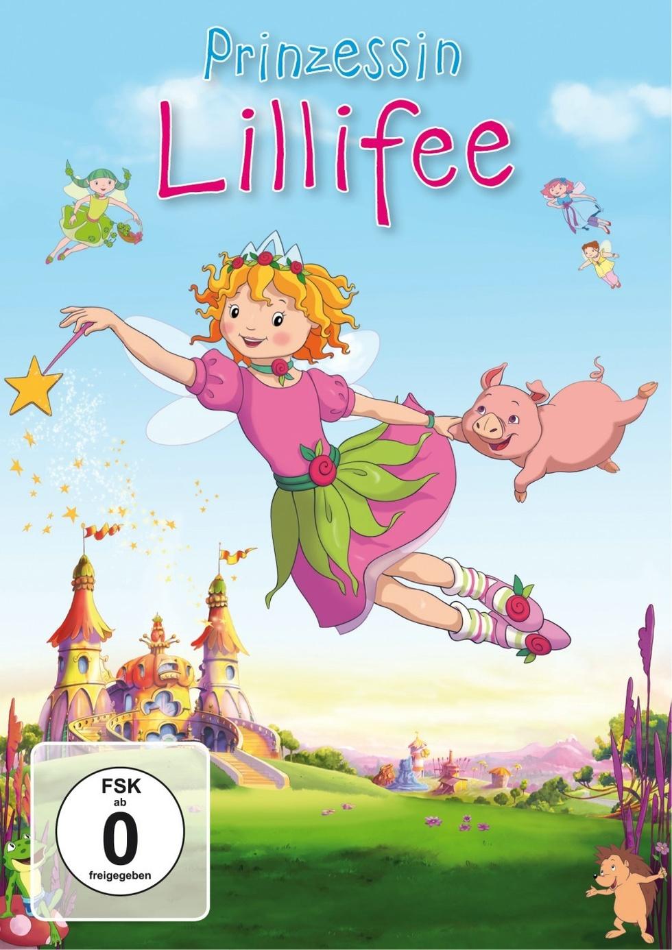 Prinzessin Lillifee - Der Film DVD bei Weltbild.de bestellen