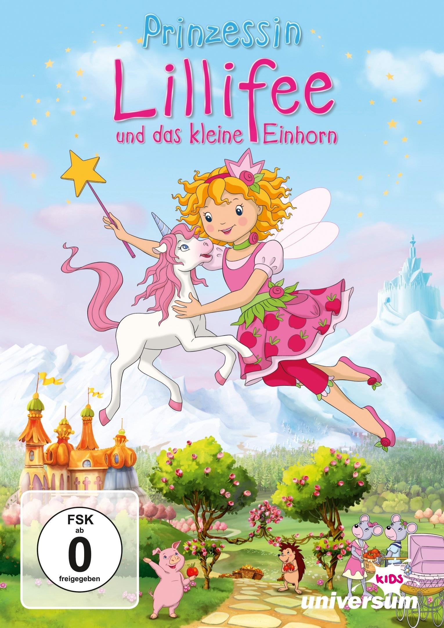 Image of Prinzessin Lillifee und das kleine Einhorn