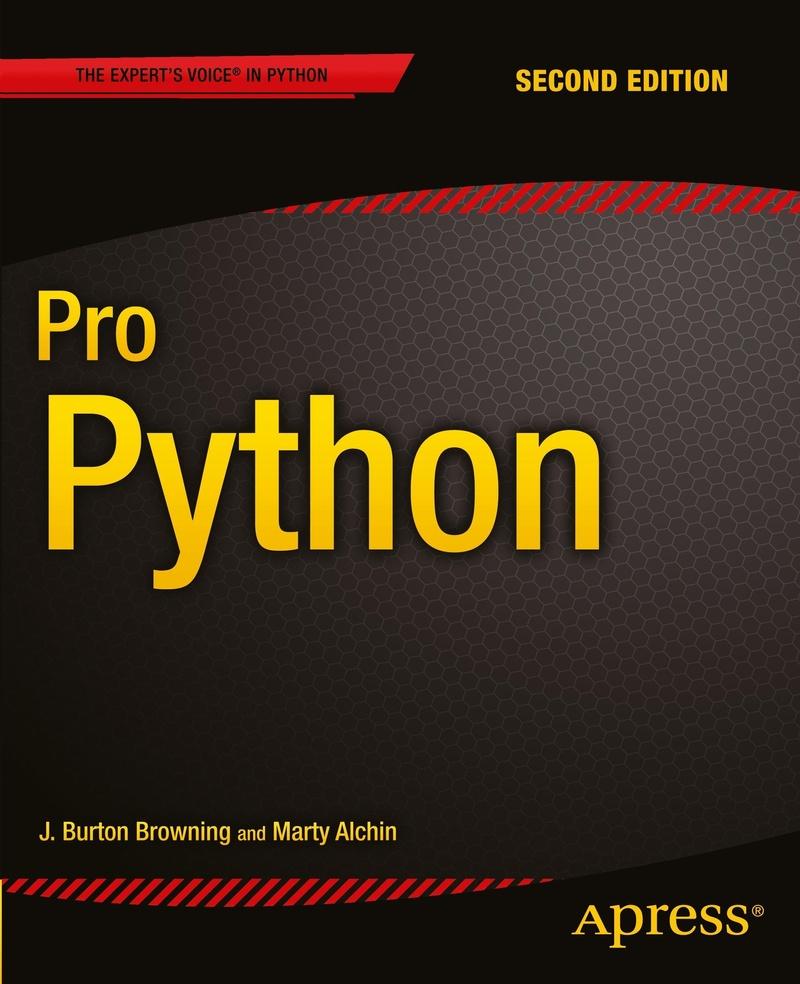 Pro Python Buch von Marty Alchin versandkostenfrei bestellen ...
