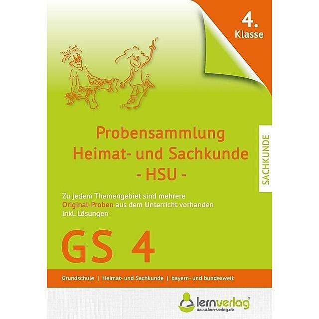 Probensammlung 4 Klasse Grundschule Heimat Und Sachkunde Buch Kaufen Tausendkind At