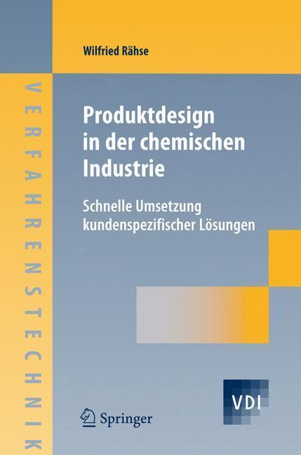 Produktdesign in der chemischen Industrie