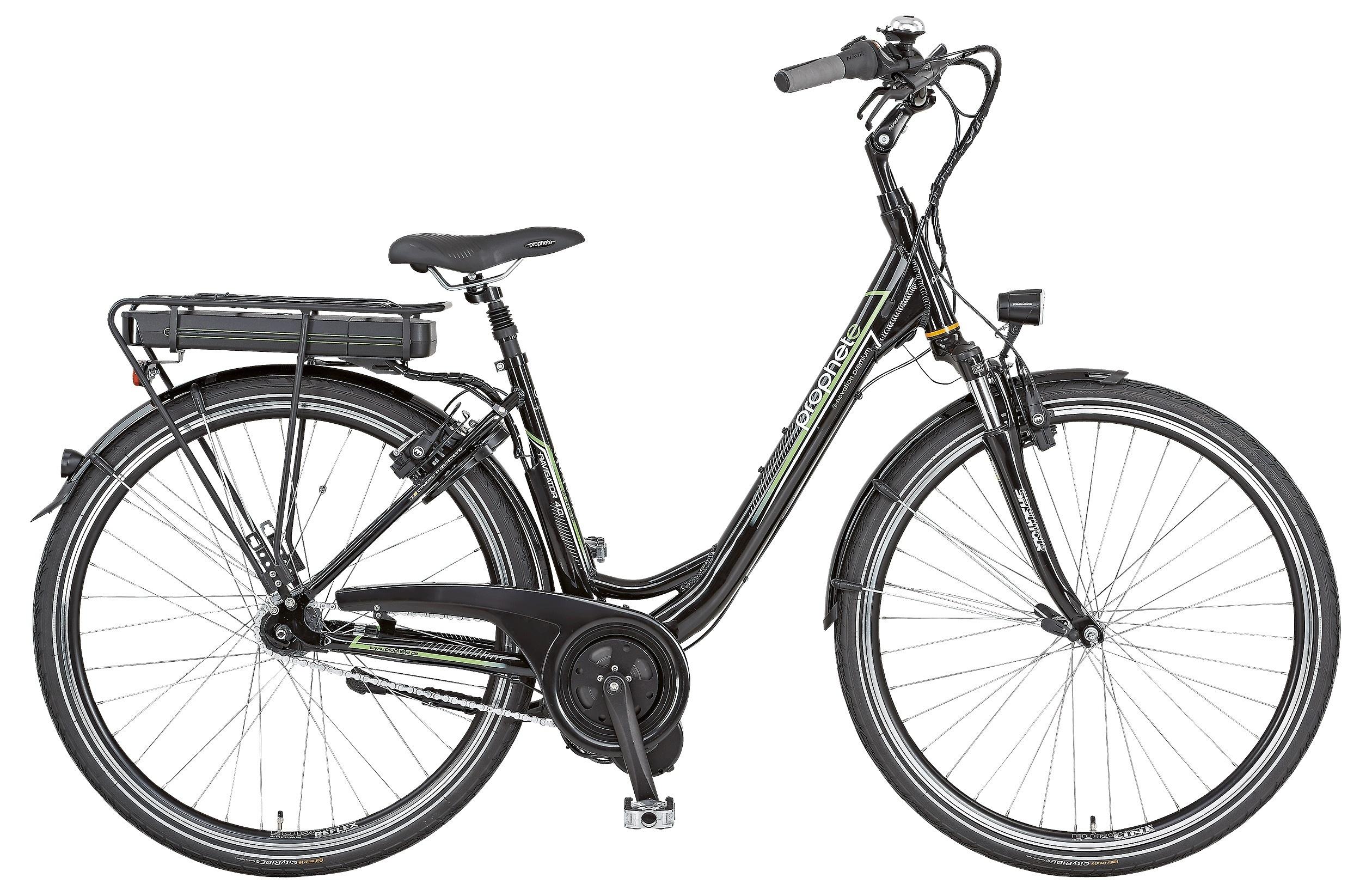 Prophete E Bike Alu City 28