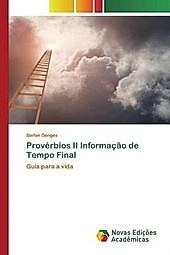 Provérbios II Informação de Tempo Final. Stefan Donges, - Buch