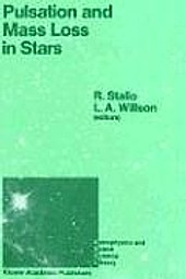 Pulsation and Mass Loss in Stars.  - Buch