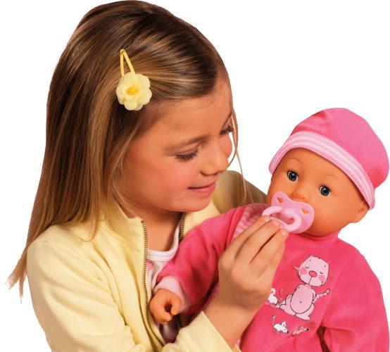 Babyborn mit Haaren und Sprachfunktionen in Hessen