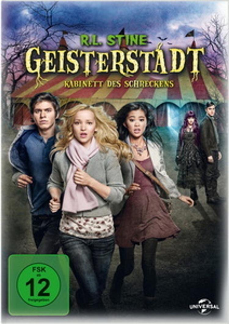 R.L. StineS Geisterstadt