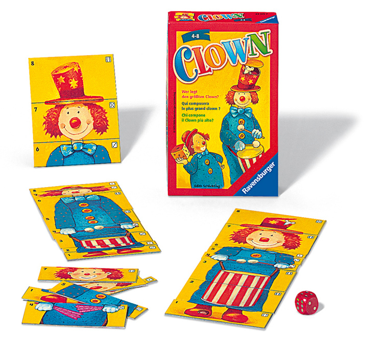 Ravensburger Clown