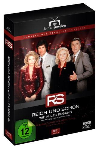 Image of Reich und schön: Wie alles begann - Box 1